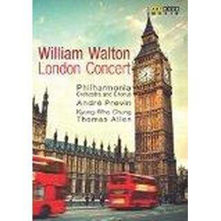 Walton:London Concert [Kyung-Wha Chung; Thomas Allen; Philharmonia Orchestra and Chorus : Andre Previn ] [ARTHAUS: DVD]